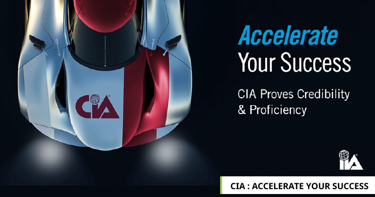 CIA : Accelerate your Success