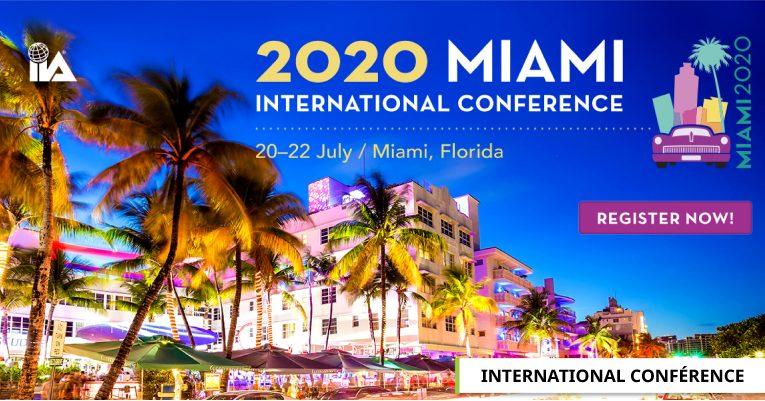 2020 MIAMI : International conference