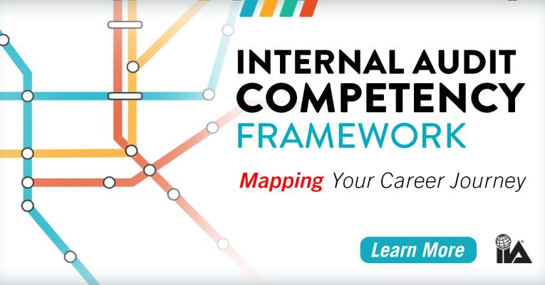 The IIA's Internal Audit Competency Framework©