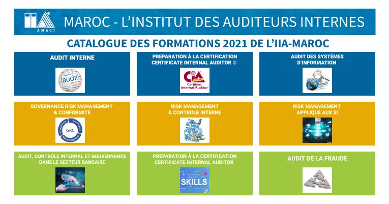 Catalogue des formations 2021